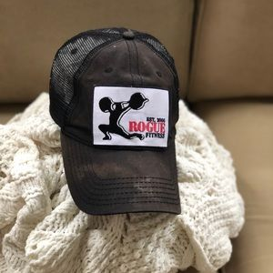 Rogue baseball hat